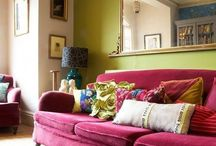 La Boheme / Eclectic home adventures in decorating