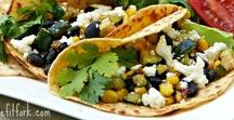 #TacoTuesday / Tacos, tacos, tacos. Because who doesn't love a good taco?
