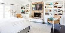 BEDROOM / Simply beautiful bedrooms.