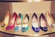 If the shoe fits buy it in every color.... / by Kerry Davies