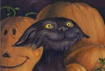 Holiday Ideas- Scary Halloween / by Pk Inman