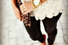 Fall Style / by Kathy Gonzales