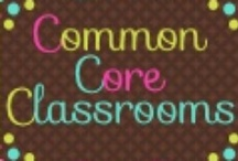 common core / by Linda Langlois
