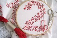 Cross & Stitching