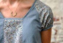Róza Blouse & Dress