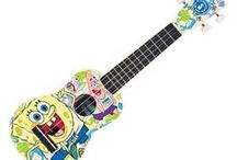 Ukuleles and Accessories
