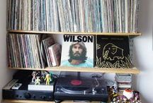 Other People's Vinyl / Other people and their vinyl records
