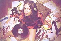 Vinyl Babes / Vinyl and Babes. That's it.