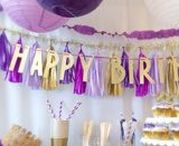 Party time! / Party planning ideas and decor