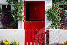 CURB APPEAL / Droolworthy exteriors, patios and gardens