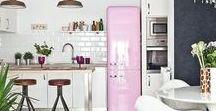 KITCHEN + DINING / kitchen | kɪtʃɪn,ˈkɪtʃ(ə)n | noun | a room or area where food is prepared and cooked