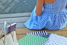 Everything gingham! / by Carly Miles
