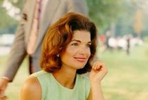Jackie O. Obsessed / by Carly Miles