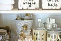 Getting organized! / Organization strategies and tips