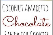 Boozy Chocolate Delights / When chocolate and alcohol get together, it's a serious mouth party.