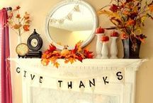 Thanksgiving / Ideas for Thanksgiving food, decor, activities for kids and more.