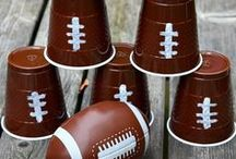 Super Bowl Party Ideas, Crafts & Activities