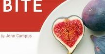 Love In Every Bite: The Cookbook / Recipes from my book, Love in Every Bite: The Secret to Cooking Healthy Recipes with Positive Energy. 30 delicious, naturally gluten-free and easy to prepare recipes to bring magic into your kitchen and love into your life by Jenn Campus