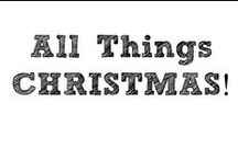 All Things Christmas / All things Christmas related! Crafts, photography, decor, etc. / by Year of Sarah Blog
