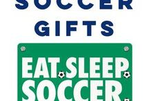 Soccer Gifts / Have a friend or family member obsessed with soccer? Is it you? Treat them or yourself to some cool custom soccer merchandise from ChalkTalkSPORTS! Perfect for holidays, birthdays or just for an every day treat!  Our personalized soccer gifts are sure to make your next special occasion extra special!  We offer personalized jewelry, custom beach towels, custom room signs, and so much more!  Only from ChalkTalkSPORTS.com!