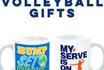 Volleyball Gifts / We have so many exclusive volleyball gifts like our personalized tees for birthdays, holidays, and so much more! You'll be able to find a very special gift for volleyball players, an awesome gift for volleyball fans, and an easy fundraiser idea for a team. We also offer custom team socks, custom apparel, engraved gifts, personalized jewelry, and so much more! Only at ChalkTalkSPORTS.com!