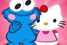 Hello Kitty / by Etta