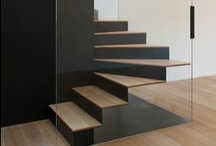 Stairs / by Petra Naray