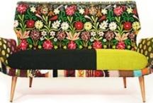 Furniture / by Petra Naray