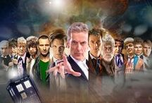 BBC Doctor Who 00 Crossing his Own Timelines! / For Pins that has more than One Doctor and their Companions on the picture, the TARDIS & Galifrey / by sherlocked221B