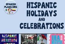 Hispanic Holidays & Celebrations / Teaching Resources about Hispanic Holidays and Celebrations