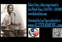 Robert Ealey Memorial / This is a memorial page for Robert Ealey, a blues singer based in Fort Worth Texas, 12/6/1925 – 3/8/2001. Robert was well known and loved by the blues community. http://www.RobertEaley.com / by Robert Ealey Memorial