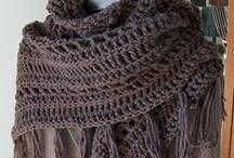 CROCHET - Shawls & Wraps / by Debbie Richardson