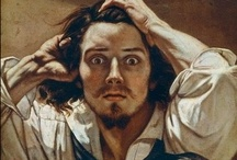 Portraits of famous artists