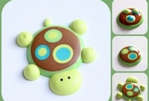 Easy Cake Design - Kids / Cakes and ideas for children of any age.. Colourful and easy