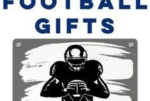 Football Gifts / Everyone either loves or knows someone who loves football. Get all the perfect football gifts from ChalkTalkSPORTS.com! We have so many exclusive football gifts like our personalized tees for birthdays, holidays, and so much more! We also offer other custom apparel, engraved gifts, personalized jewelry, and so many other great items! Only at ChalkTalkSPORTS.com!