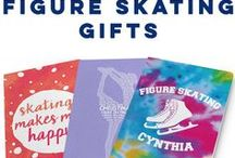 Figure Skating Gifts / We have the perfect gifts for the figure skaters in your life! Our products can be used while skating on the ice, or when you're relaxing at home!  Personalize a pair of flip flops, customize a photo frame, and so much more at ChalkTalkSPORTS.com to give the perfect gift to your favorite figure skater!