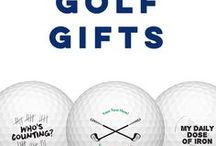 Golf Gifts / Need some gift ideas for the golfers in your life? We have personalized golf gifts that would be perfect for your next special occasion!  With so many options there is something for everyone.  Our personalized golf balls make a very special gift for golfers or gift for golf fans.  We also offer custom apparel, personalized frames, and golf room decor, plus so much more!  Only from ChalkTalkSPORTS.com!