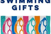 Swimming Gifts / Dive in and find the perfect gift for your aquatic super human!