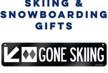 Skiing & Snowboarding Gifts / Get ready to hit the fresh powder in cool apparel and gear from Chalk Talk Sports. These personalized gifts are great for every snow bunny.