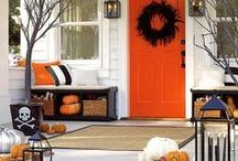 Fall Harvest Decorating / by Marcia Braden