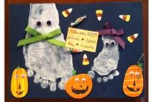 HALLOWEEN TIME / by Carole Quinnell