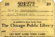 My Library Card.....