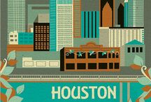 BEAUTIFUL HOUSTON TEXAS / by Audrey Curran
