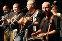 "The Seldom Scene / On April 22nd bluegrass group The Seldom Scene will release their first Folkways album ""Long Time...Seldom Scene."""