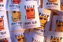 Pulp Matter / Instagram based label sellin' zines and other rarities. #zines