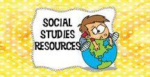 Social Studies Goodies! / Free and paid resources to make social studies more fun!