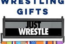 Wrestling Gifts / The best wrestling gift ideas for the wrestler in your life! Exclusively from ChalkTalkSports.com