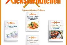 KICK START FAT LOSS Clean Eating Recipes Rachel Holmes / Tons of clean and tasty KSFL™ meal ideas designed by Kick Start Fat Loss Franchisees. For more recipes become a KSFL VIP at www.kickstartfatloss.net/VIP