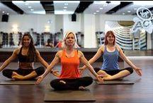 Nova Rachel Holmes / Nova is a fusion of freestyle fitness yoga & fitness Pilates by Rachel Holmes & Jayne Nicholls