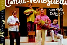 Serenata Guayanesa / Serenata Guayanesa is much more than a music group: For over 40 years, it has been a cultural and social force in Venezuela. On September 2, 2014, Smithsonian Folkways will release Canta con Venezuela, a selection of newly recorded classics that exemplify why Venezuelans embrace Serenata Guayenesa and its music as part of themselves.